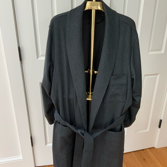 Neiman Marcus Other - Cashmere long smoking Jacket /robe
